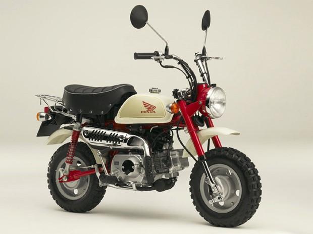 Honda Monkey Bike (Foto: Divulgação)