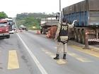 PRF inicia operação de carnaval em rodovias que cortam a região