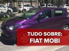Fiat Mobi: primeiras impressões