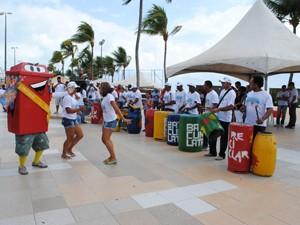 Objetivo é manter as praias limpas durante o verão (Foto: Divulgação/Secom-JP)
