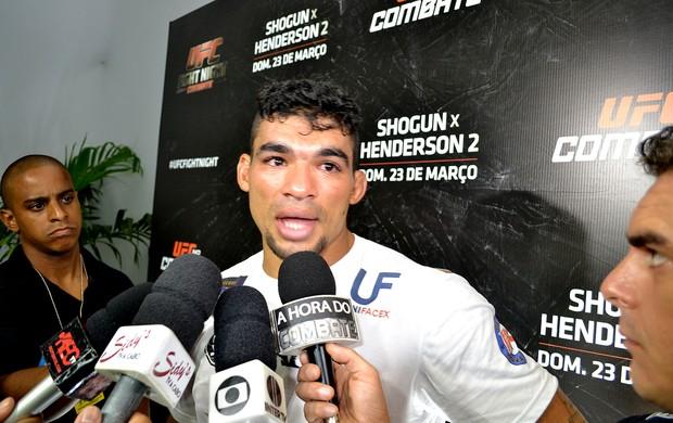 UFC Ronny Markes  (Foto: Ivan Raupp)