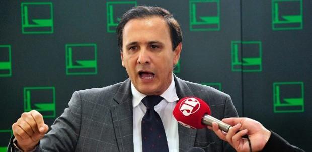 O deputado federal Carlos Gaguim (PTN-TO) (Foto: Luis Macedo/Câmara dos Deputados)