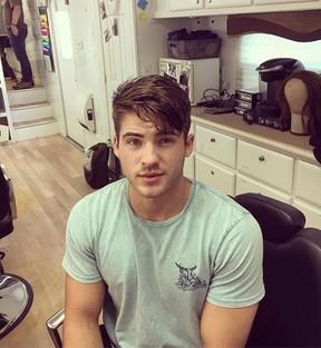 Cody Christian (Foto: Instagram / Reprodução)