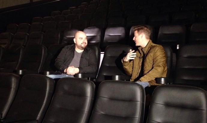 Crítico de cinema fala sobre relançamento de filmes (Foto: RBS TV/Divulgação )