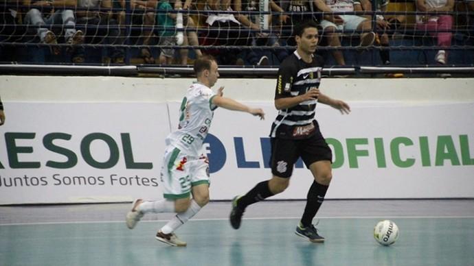 Corinthians e Marreco ficaram no empate (Foto: Divulgação)