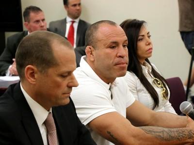 El UFC entra en proceso judicial contra Wanderlei por mala conducta intencional