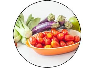 Vegetais (Foto: Banco de Imagens)