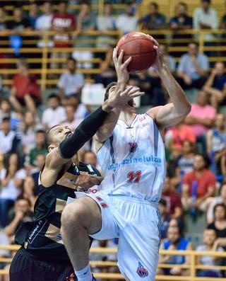 antônio, franca basquete (Foto: Newton Nogueira/Franca Basquete)