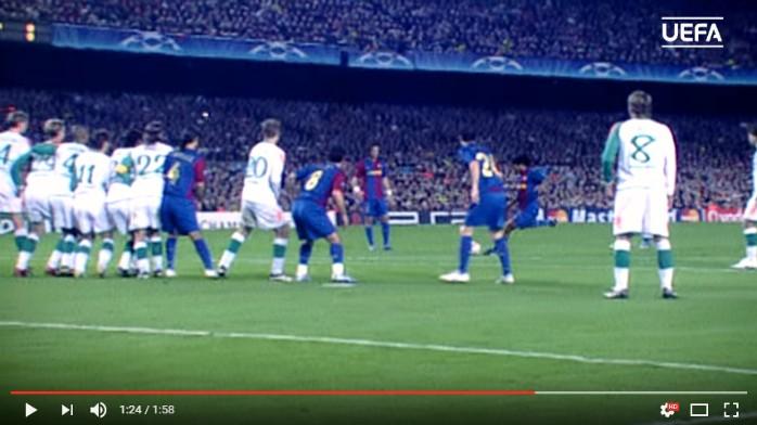 BLOG: Ronaldinho por baixo da barreira, Gerrard no fim... Memórias da 6ª rodada da Liga