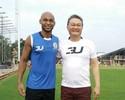 Ex-Bragantino e Fluminense, atacante Tartá acerta com clube da Tailândia