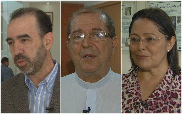 Reportagem entrevistou representantes de religiões em Manaus (Foto: Amazonas TV)