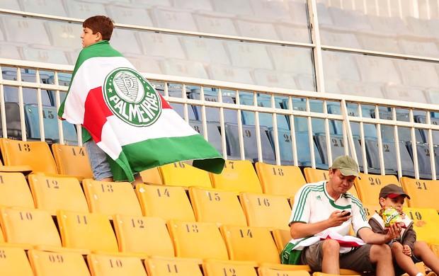 Torcida Palmeiras (Foto: Marcos Ribolli)