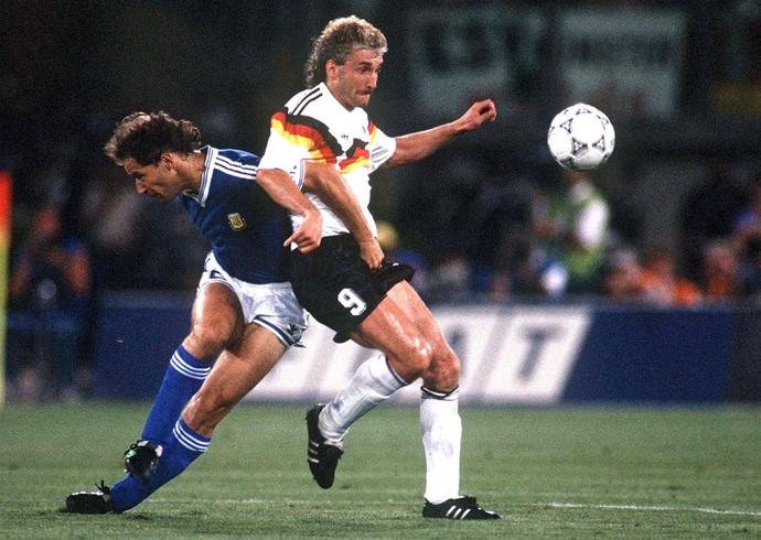 Alemães repetem 1990 e chegam à final com dobro de gols da Argentina ... 6bee95a164354