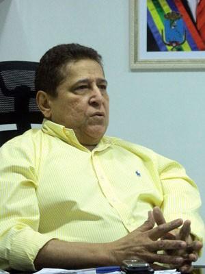 Secretário municipal de Trânsito e Transportes de São Luís Canindé Barros (Foto: Divulgação / Fabrício Cunha)
