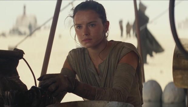 Cena de 'Star Wars: Episódio VII – O despertar da força' (Foto: Divulgação)