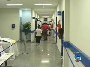 Hospital Regional de Itapetininga (Foto: Reprodução/TV TEM)