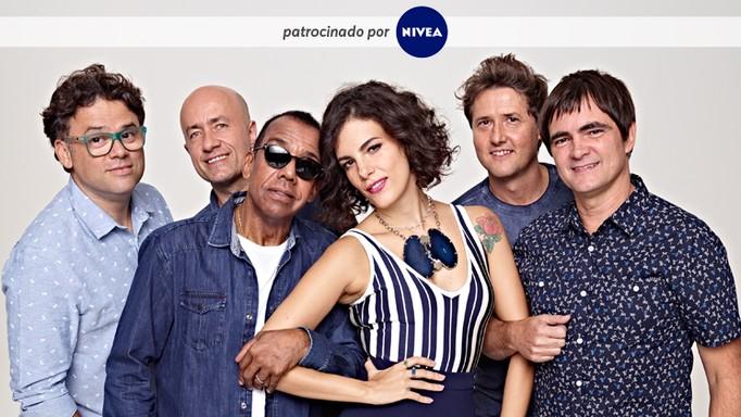 NIVEA Viva Jorge Ben Jor será transmitido ao vivo pelo Multishow no dia 11 de junho