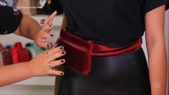 Pochete volta a ser acessório de sucesso no mundo da moda