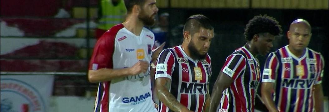 Santa Cruz x Paraná - Campeonato Brasileiro Série B 2017-2017 ... 6a7bd84d451ed