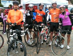 Desafio Tour do Rio ciclistas euatleta (Foto: Igor Christ/EuAtleta)