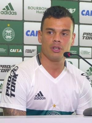 Bernardo Coritiba (Foto: Gabriela Ribeiro)