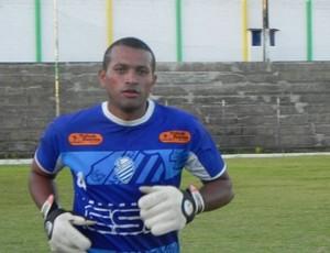 Goleiro Santos (Foto: Divulgação / CSA)