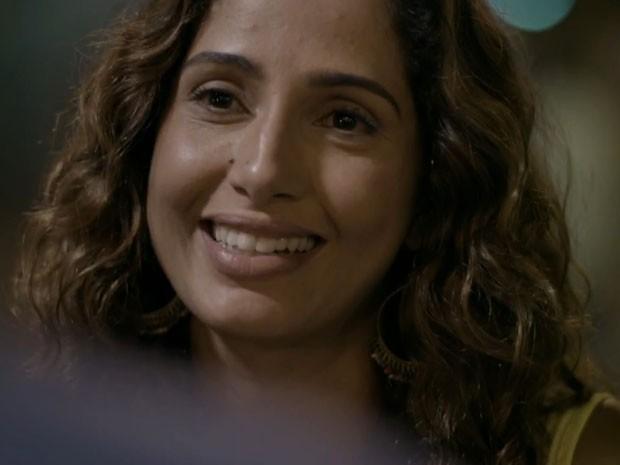 Camila Pitanga será Regina, em Babilônia (Foto: TV Globo)