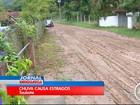 Mais uma vez, chuva causa prejuízos para o bairro Caieiras em Taubaté
