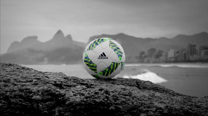 Errejota é a bola oficial do futebol no Jogos do Rio 2016 (Foto: Divulgação)