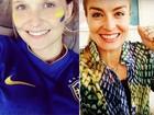 Veja os looks de Angélica, Fernanda Motta e mais famosas para assistir ao jogo entre Brasil e México