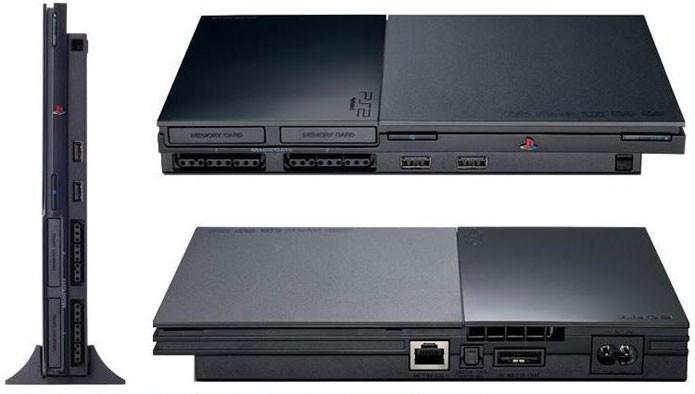 PS2, console de grande sucesso, recebeu uma série de acessórios (Foto: Divulgação)