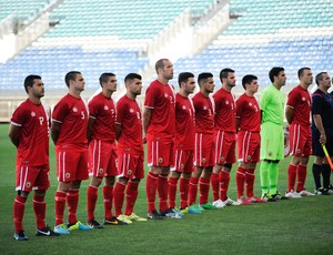 seleção de Gibraltar (Foto: Divulgação)