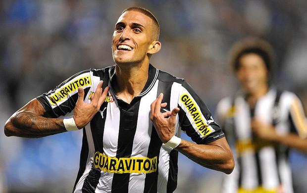 Rafael Marques Botafogo gol (Foto: Fabio Castro / Agif)