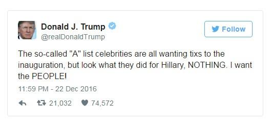Donald Trump (Foto: Reprodução/Twitter)