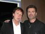 Paul McCartney presta homenagem a George Michael: 'Música doce da alma'