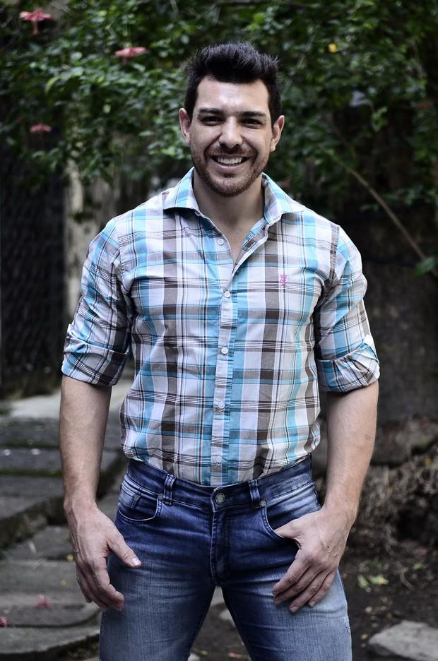 Cézar Lima (Foto: Roberto Teixeira/EGO)