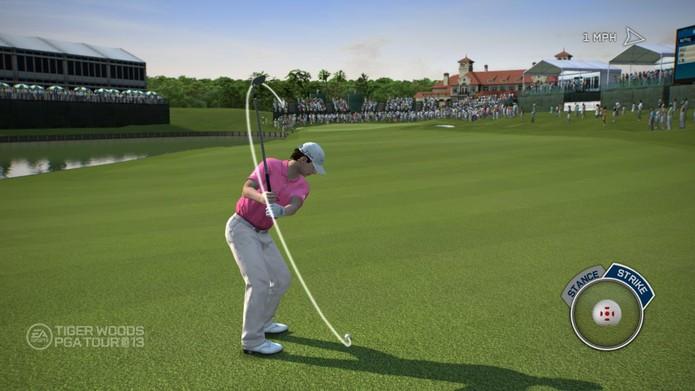 Tiger Woods PGA Tour 13 era uma demo sem DLC (Foto: Divulgação/EA)