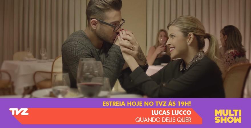TVZ Lucas Lucco (Foto: Divulgao)