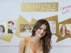 Isabeli Fontana sobre volta com Falcão: 'Prefiro não comentar'