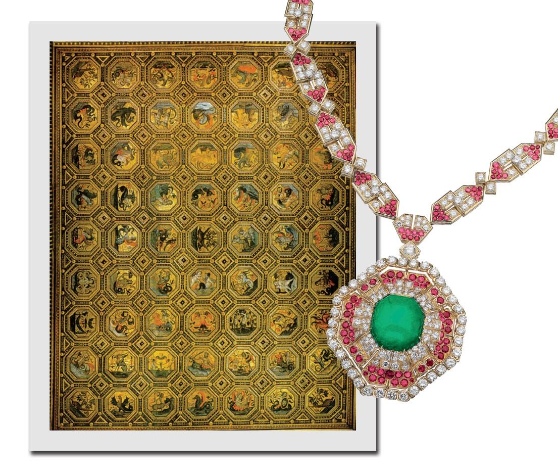 Pedra sobre pedra: os bastidores da Bulgari contados em livro precioso