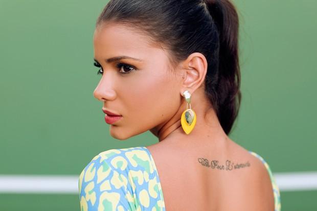 EGO - Miss Brasil Jakelyne Oliveira nega affair com Kaká ... Jakelyne Oliveira Kaka