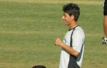 Atlético-GO aposta em atacante Maycon, destaque do Santa Maria-DF