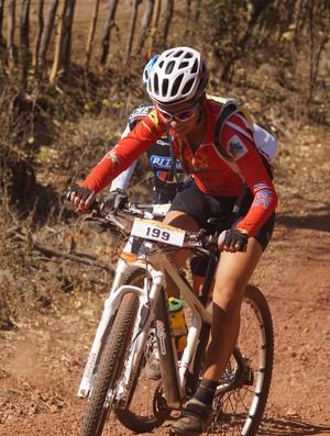 Carmem Castro, piauiense mais bem colocada da Picos Pro Race (Foto: Naativa/Picos Pro Race)