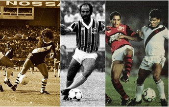 """""""Aprendi muito com ele"""", diz Geovani sobre o ex-jogador Mário Sérgio"""