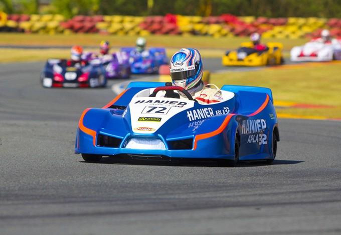 Rafael Suzuki é piloto federado no Maranhão e representa o estado (Foto: Carsten Horst/Hyset)