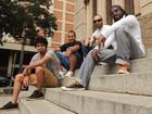Rabo Jah Raia faz show de reggae acústico no Sesc de Piracicaba, SP