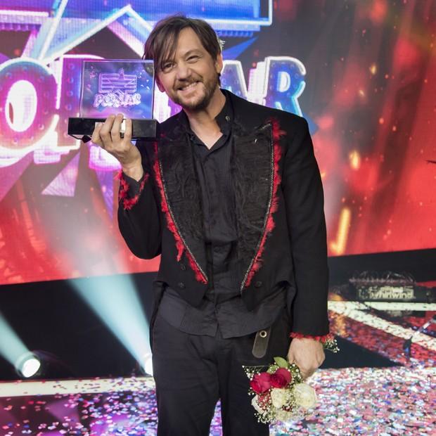 André Frateschi foi o vencedor da primeira temporada do 'PopStar' (Foto: Divulgação/TV Globo)