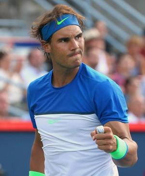 Rafael Nadal no Masters 1000 de Montreal (Foto: Reuters)