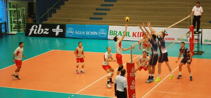 Brasil Kirin Vôlei (Foto: Divulgação / Brasil Kirin)