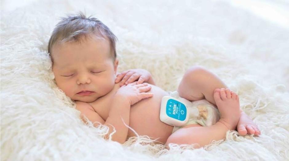 Snuza Pico: tecnologia monitora saúde da criança (Foto: Reprodução)